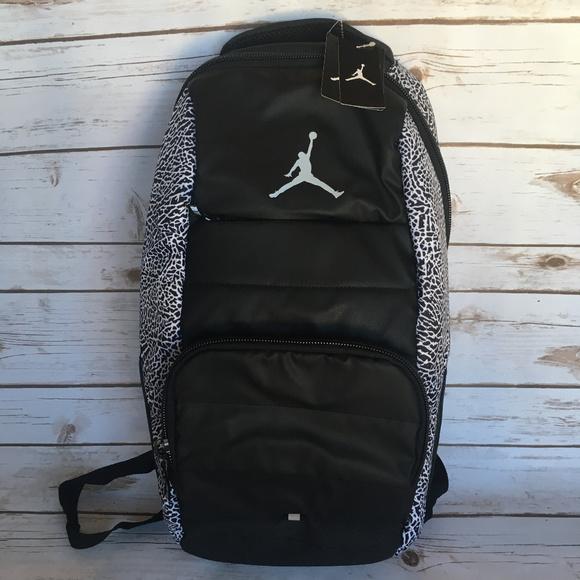 51d4c806e25a Nike Air Jordan All World Backpack Elephant print